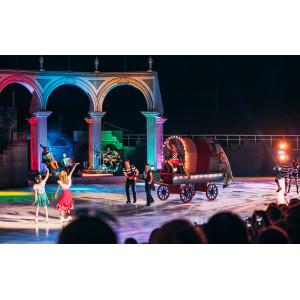 Со страстью по льду: Илья Авербух привезет в Петербург новую версию мюзикла «Кармен»