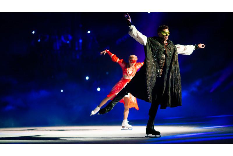 В Ялте впервые выступит ледовое шоу