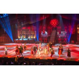 Ялтинская премьера шоу «Ромео и Джульетта» собрала полный зал
