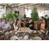 Пресс-завтрак с участниками шоу «Кармен»