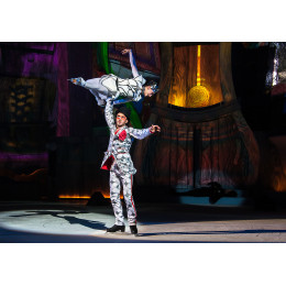 Илья Авербух покажет в Сочи свою самую «чудесатую» сказку