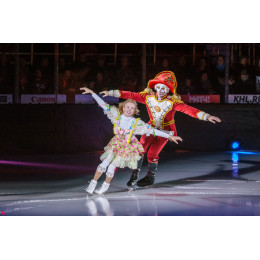Путешествие ледовой сказки «Щелкунчик» по России
