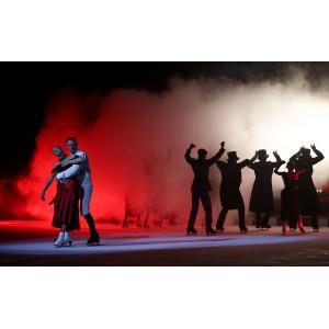 В Сочи состоялась грандиозная премьера нового ледового спектакля Ильи Авербуха «Анна Каренина»